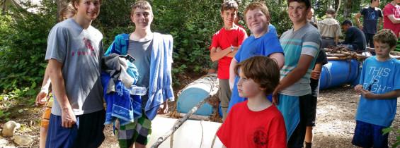 2014 Camp Hahobas, July 20-26