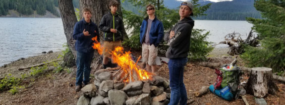 Camp Fife High Adventure Program, July 16-22