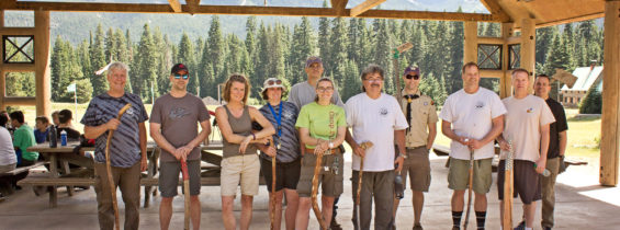 Camp Fife Adult Leader Activities, July 16-22